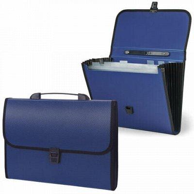 HATBER и ко — яркая качественная доступная канцелярия — STAFF-Портфели и папки-картотеки пластиковые — Офисная канцелярия