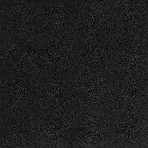 Пористая резина (фоамиран) для творчества, ЧЕРНАЯ, 50х70 см, 1 мм, ОСТРОВ СОКРОВИЩ, 661691