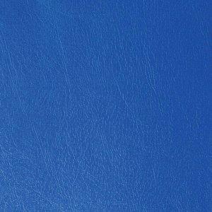 Тетрадь бумвинил, А5, 96 л., скоба, офсет №1, клетка, с полями, STAFF, СИНИЙ, 403418
