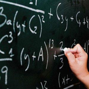 Мел белый ЮНЛАНДИЯ (Алгем), натуральный, набор 100 штук, квадратный, 229070