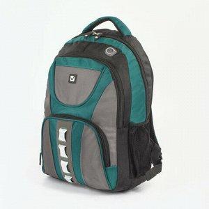 """Рюкзак BRAUBERG для старшеклассников/студентов/молодежи, """"Арктика"""", 30 литров, 46х34х15 см, 224735"""