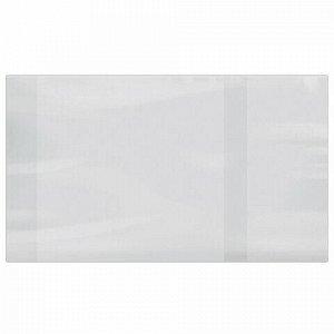 Обложки КОМПЛЕКТ 10 шт., для учебников, ЮНЛАНДИЯ, ПВХ, универсальные, 100 мкм, 233х450 мм, 229314