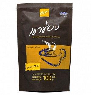 "Кофе растворимый     ""Khao Shong Coffee Agglomerated Instant Coffee Formula 1"""