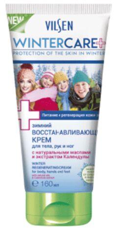 WINTER CARE Зимний восстанавливающий крем для тела и рук 160мл