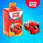 """Игровой набор Funny Box """"Пожарная техника"""""""