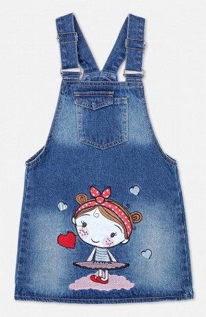 592005 Платье для девочек