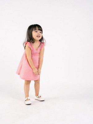 198110 Платье детское трикотажное для девочек