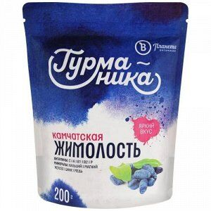 Камчатская Жимолость Гурманика Планета витаминов
