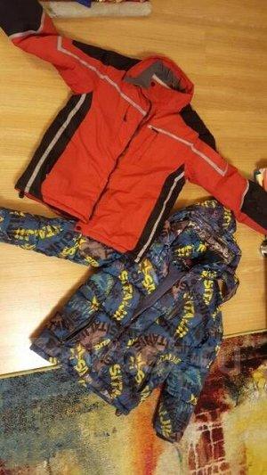 Куртка от лыжного костюма на рост 150 см