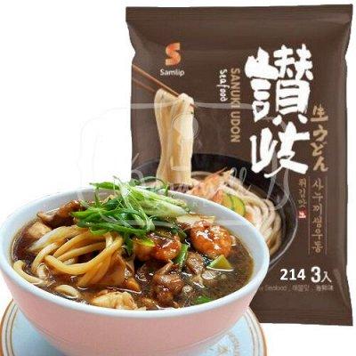 Корея, Япония- лапша, соусы, снеки, доставка 3дня — Удоны — Быстрое приготовление