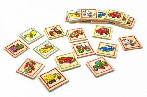 """Игра Мемо """"Мемо"""" - полезная игра с простыми правилами!Игра состоит из карточек с парными изображениями. Всего 12 пар (24 карточки). Вы и не заметите, как запомните всё, что изображено на карточках. Э"""