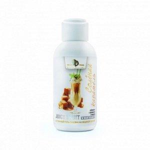 Оральный интимный гель JUICY FRUIT со вкусом соленой карамели (100 мл)