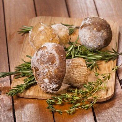 Ваша любимая заморозка, много новинок. — Замороженные грибы  — Овощные