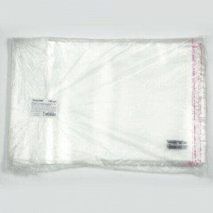 Обложка ПП для учебников ПИФАГОР, универсальная, клейкий край, 70 мкм, 250х380 мм, 227414