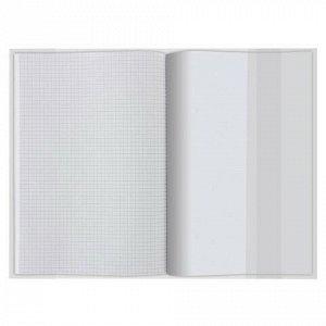 Обложка ПП для учебника и тетради, А4, ПИФАГОР, универсальная, плотная, 300х590 мм, 223076
