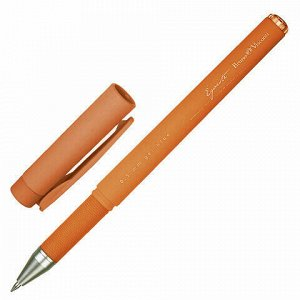 """Ручка гелевая BRUNO VISCONTI """"Egoiste"""" """"Special"""", СИНЯЯ, корпус ассорти, узел 0,5 мм, линия письма 0,3 мм, 20-0081"""