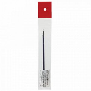 Стержень гелевый PENTEL (Япония) 141 мм, СИНИЙ, игольчатый узел 0,5 мм, линия письма 0,25 мм, PKFI5-С