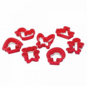 Формочки для лепки ЛУЧ, набор 12 штук, 11С752-08