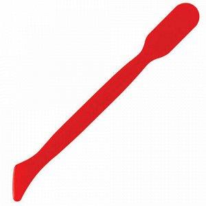 Стеки для лепки ПИФАГОР, НАБОР 4 шт., цветные, пакет с подвесом, 229717
