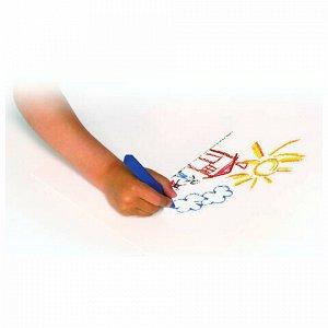 Восковые мелки JOVI (Испания), 12 цветов, трехгранные, картонная коробка, 973/12