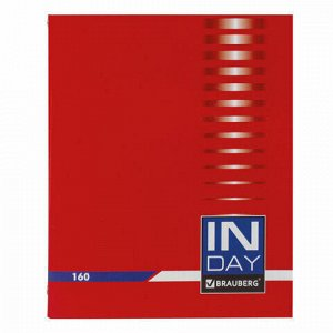 """Тетрадь на кольцах А5 (175х215 мм), 160 л., обложка ламинированный картон, клетка, BRAUBERG, """"Индей"""", 400955"""