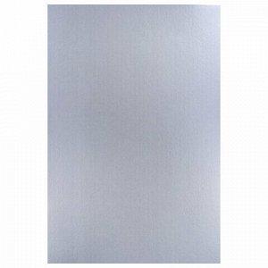 Картон цветной А4 немелованный (матовый), ВОЛШЕБНЫЙ, 10 листов 10 цветов, в папке, ПИФАГОР, 200х290 мм, Слоник, 129911