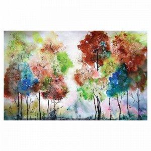 """Краски акварельные ERICH KRAUSE """"Artberry"""", 12 цветов, медовые, без кисти, пластиковая коробка, 41724"""