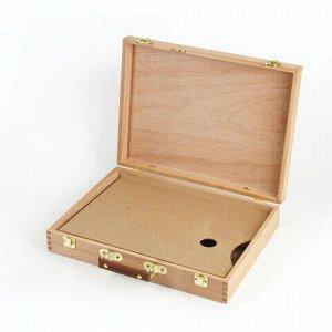 Этюдный ящик BRAUBERG ART CLASSIC, бук, 40х31х8см, 190657