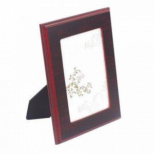 """Набор настольный BESTAR """"Artemis"""" из дерева, 10 предметов, цвет """"красное дерево"""", 236358"""