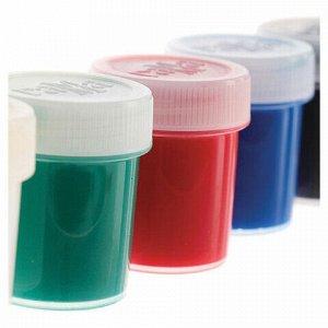 "Гуашь ГАММА ""Мультики"", 6 цветов по 40 мл, без кисти, картонная упаковка, 221030Н"