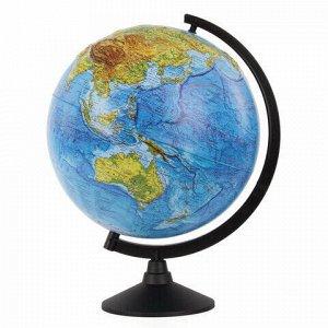 Глобус физический Globen Классик, диаметр 320 мм рельефный, К013200219