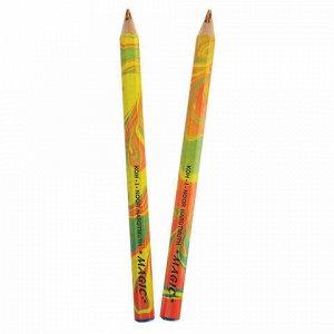 """Карандаш с многоцветным грифелем KOH-I-NOOR, 1 шт., Magic """"Original"""", 5,6 мм, заточенный, 3405000031TD"""