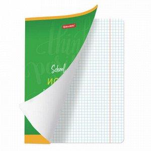 Тетрадь предметная ПАЛИТРА ЗНАНИЙ 36 листов, обложка мелованная бумага, ИСТОРИЯ, клетка, BRAUBERG, 403504