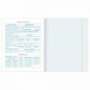 Тетрадь предметная NAVIGATOR 48 листов, выборочный лак, ХИМИЯ, клетка, подсказ, BRAUBERG, 403546