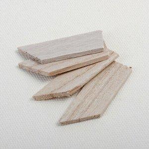 Холсты на подрамнике BRAUBERG ART CLASSIC, НАБОР 5шт, грунтованные, 100%хлопок, среднее зерно,190650