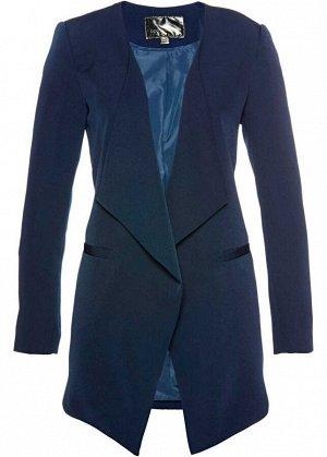 Пиджак удлиненного