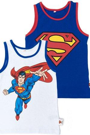 Комплект маек 22748 детских (2 шт.) SUPERMAN