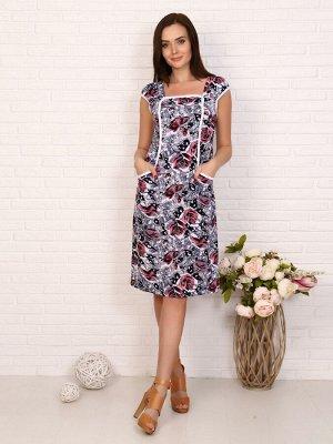 Платье-сарафан G-21