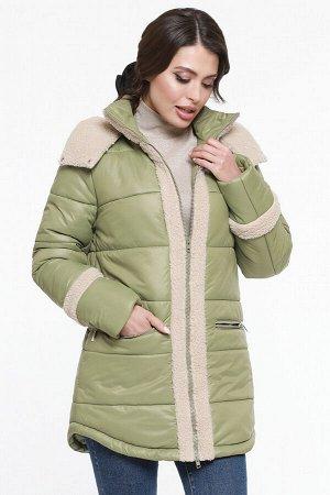 Куртка Сезонный каприз, олива