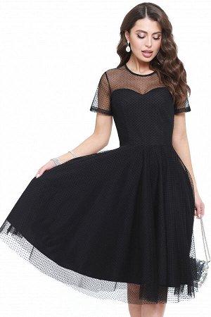 Платье Блестящий выход, премиум