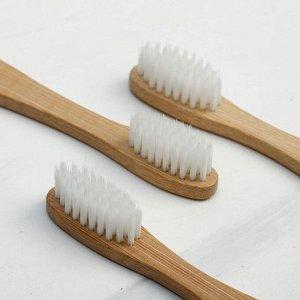 Набор из трех зубных щеток «С праздником», 19,2 х 12,8 см