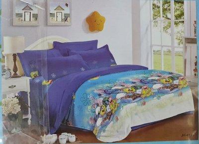 Непромокаемые наматрасники и наволочки — Комплекты постельного белья 1,5 сп и Семейный. — Постельное белье