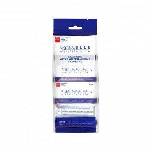 Влажные салфетки AQUAELLE MEDICAL, антибактериальные, 8 шт. * 8 уп.