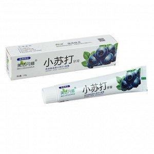 Зубная паста с экстрактом черники, 110 г