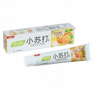 Зубная паста с экстрактом апельсина, 110 г