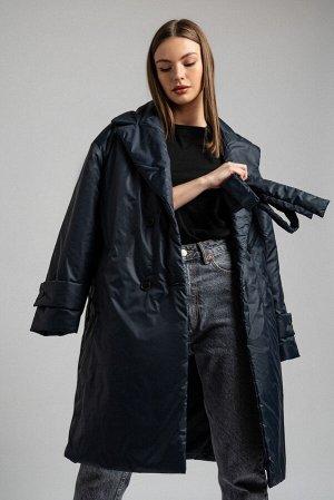 Куртка              80.В048-10-41W-Темно-синий-Spring-Black-Iris