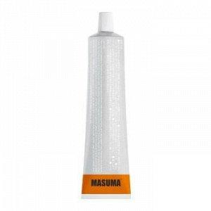 Герметик прокладка MASUMA (высокотемпературный силиконовый), серый, туба 85гр (1/12/144)
