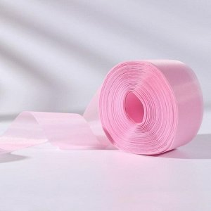 Лента капроновая, 50 мм, 100 ± 5 м, цвет розовый