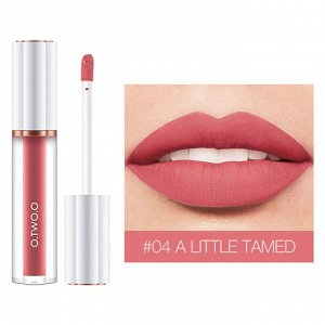 Блеск для губ O.TWO.O Matte Liquid Lipstick № 4 3 ml