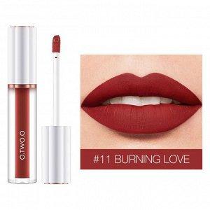Блеск для губ O.TWO.O Matte Liquid Lipstick № 11 3 ml